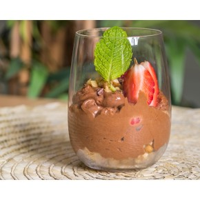 Mousse Chocolate Belga